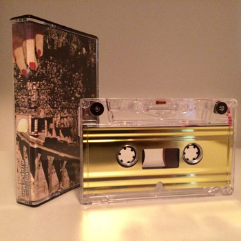 Wizards of Mars on cassette